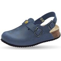 Schuhe Pantoletten / Clogs Weeger ESD-Clog Art. 48325-30 ozean