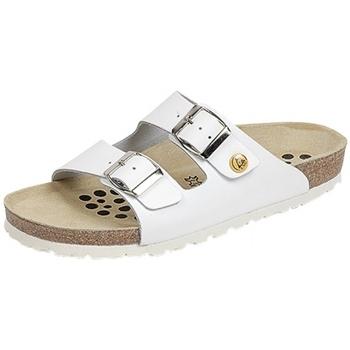 Schuhe Pantoffel Weeger ESD-Pantol Art.44111-10 antistatisch weiß