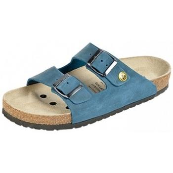 Schuhe Pantoffel Weeger ESD-Pantol Art.44111-30 antistatisch ozean