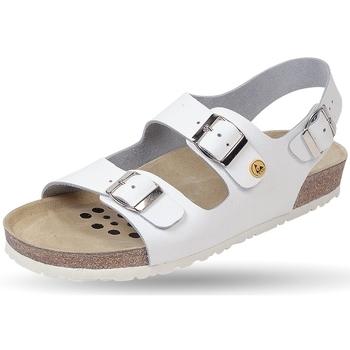 Schuhe Sandalen / Sandaletten Weeger ESD-Sandal antist. Art. 45115-10 weiß