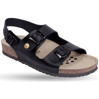 Schuhe Pantoffel Weeger ESD-Sandal antist. Art. 45115-20 schwarz