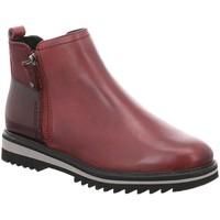 Schuhe Damen Boots Be Natural Stiefeletten Da.-Stiefel 8-8-25406-27 502 rot