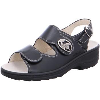 Schuhe Damen Sandalen / Sandaletten Fidelio Sandaletten Softline Sandalette HEDI 23441-70 schwarz
