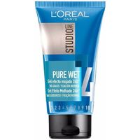 Beauty Spülung L'oréal Studio Line Pure Wet Gel Efecto Mojado  150 ml