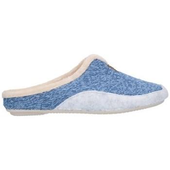 Schuhe Damen Hausschuhe Norteñas 60-192 Mujer Jeans bleu