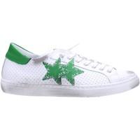 Schuhe Herren Sneaker Low 2 Stars 2201 Multicolore