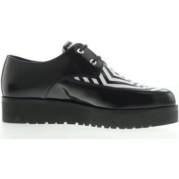 Schuhe Damen Gesundheitswesen/Lebensmittelsektor Cult - Stringate b/n CLE102107 Multicolore