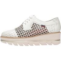 Schuhe Damen Derby-Schuhe CallagHan - Stringate champagne 14806 Multicolore