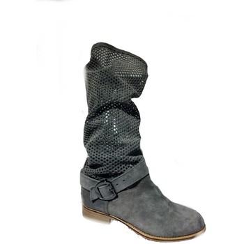 Schuhe Damen Klassische Stiefel Henry Lobb 660 Multicolore