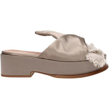 Schuhe Damen Pantoffel Jeannot - cerbiatto 34275 Multicolore