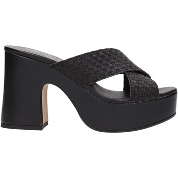 Schuhe Damen Pantoffel David Haron 02 INR F18S Multicolore