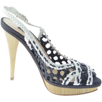 Schuhe Damen Sandalen / Sandaletten D'ambra 14000 Multicolore