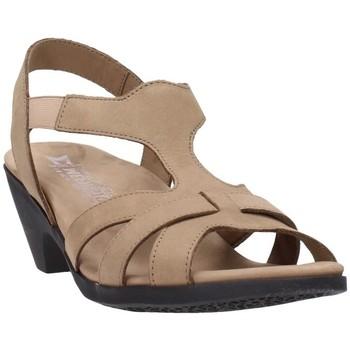 Schuhe Damen Sandalen / Sandaletten Mephisto CYRIELLE Multicolore