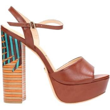 Schuhe Damen Sandalen / Sandaletten Vicenza 258005 VICCINI Multicolore
