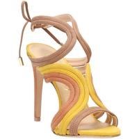 Schuhe Damen Sandalen / Sandaletten Vicenza 234003 ORIENTE Multicolore