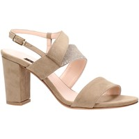 Schuhe Damen Sandalen / Sandaletten L'amour - beige 700 Multicolore