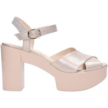 Schuhe Damen Sandalen / Sandaletten Jeannot - ottone 42062 Multicolore