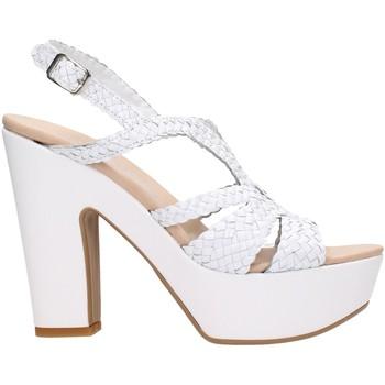Schuhe Damen Sandalen / Sandaletten David Haron TRECCIA4TS Multicolore