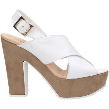 Schuhe Damen Sandalen / Sandaletten David Haron P09TC Multicolore