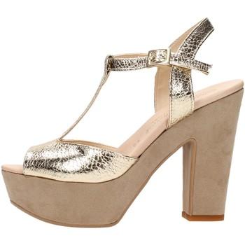 Schuhe Damen Sandalen / Sandaletten David Haron P08TC Multicolore