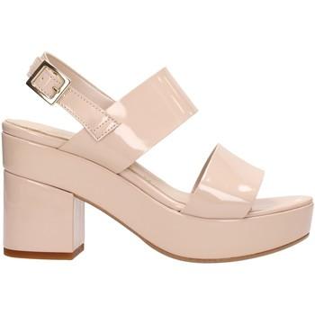 Schuhe Damen Sandalen / Sandaletten David Haron 91V Multicolore