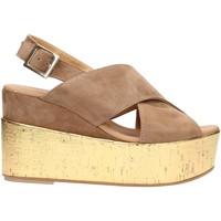 Schuhe Damen Sandalen / Sandaletten David Haron 02 F12 SUGOR Multicolore