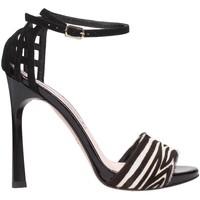 Schuhe Damen Sandalen / Sandaletten Guido Sgariglia 29593 Multicolore