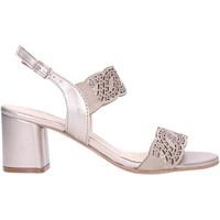 Schuhe Damen Sandalen / Sandaletten Melluso - Sandalo sand K95371 Multicolore