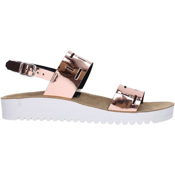 Schuhe Damen Sandalen / Sandaletten Melluso - Sandalo cipria 018043 Multicolore