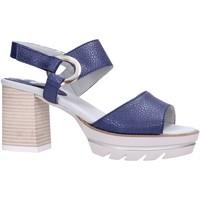 Schuhe Damen Sandalen / Sandaletten CallagHan 25203 Multicolore