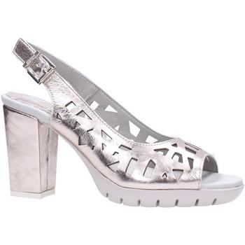 Schuhe Damen Sandalen / Sandaletten CallagHan 99112 Multicolore