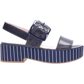 Schuhe Damen Sandalen / Sandaletten Jeannot - Sandalo notte 34291 Multicolore