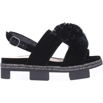 Schuhe Damen Sandalen / Sandaletten Jeannot - Sandalo nero 38257 Multicolore