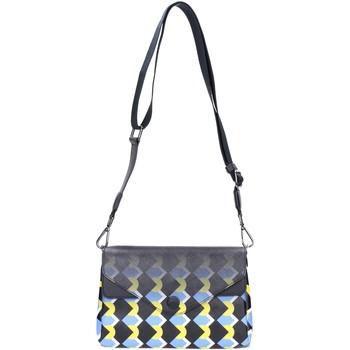 Taschen Damen Umhängetaschen Gabs - Borse black  ruga CLAUDIA F6116 Multicolore