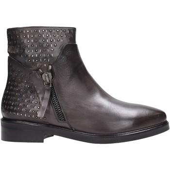 Schuhe Damen Boots Albano 2695 Multicolore