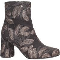 Schuhe Damen Low Boots Pon´s Quintana 6411 Multicolore