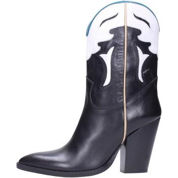 Schuhe Damen Low Boots Tsakiris Mallas 692 Multicolore