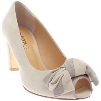 Schuhe Damen Pumps De Robert 103 Multicolore