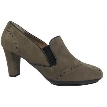 Schuhe Damen Pumps Valleverde - Fashion tmoro nero 5801 Multicolore