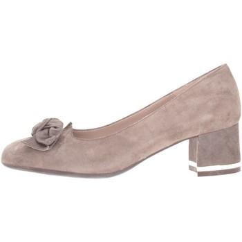 Schuhe Damen Pumps Melluso - Decollete con fiocco M5203 Multicolore