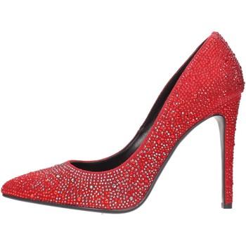 Schuhe Damen Pumps Lola Cruz 210Z01BK Multicolore