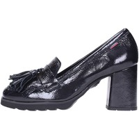 Schuhe Damen Slipper CallagHan - Decollete black 25701 Multicolore