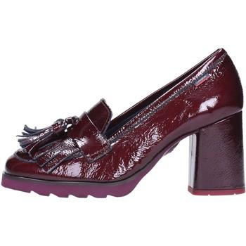Schuhe Damen Slipper CallagHan - Decollete bordeaux 25701 Multicolore