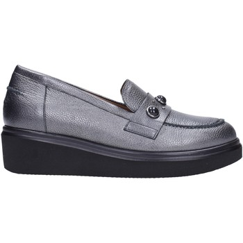 Schuhe Damen Slipper Melluso - Mocassino graffiti R45412 Multicolore