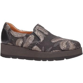 Schuhe Damen Slipper Pon´s Quintana 6272 Multicolore
