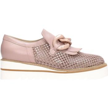 Schuhe Damen Slip on Jeannot - Slip on cerbiatto 76271 Multicolore