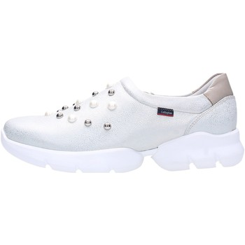 Schuhe Damen Slip on CallagHan - Slip on platino 18701 Multicolore