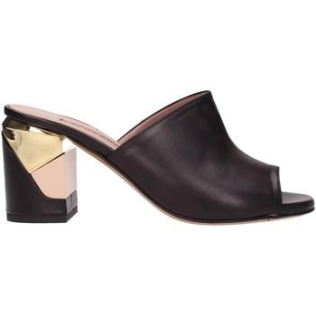Schuhe Damen Pantoffel Albano - nero 1978 Multicolore