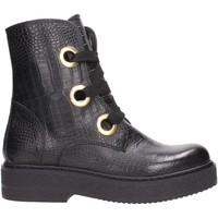 Schuhe Damen Boots Cult - Anfibio black/dark grey CLE102677 Multicolore