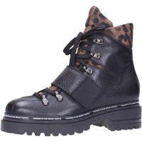 Schuhe Damen Boots Jeannot - Anfibio black 70276 Multicolore